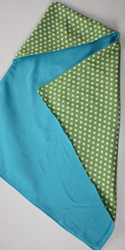Babycape Dot Green
